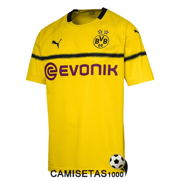 amarillo camiseta dortmund 2018 2019 champions league