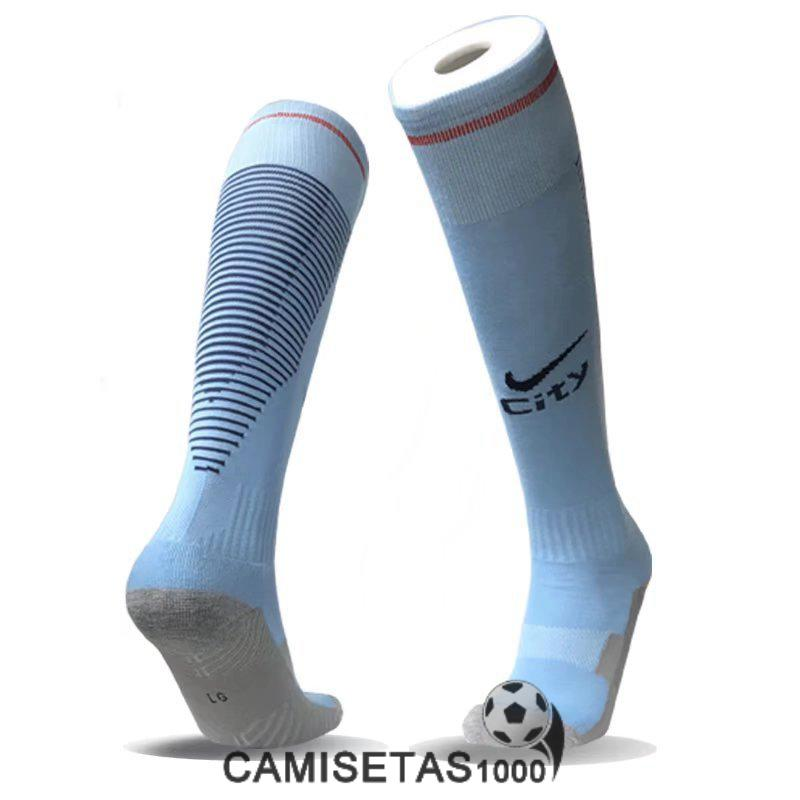 calcetines manchester city primera 2017 2018