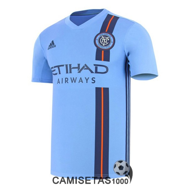 camiseta 2019-2020 new york city primera