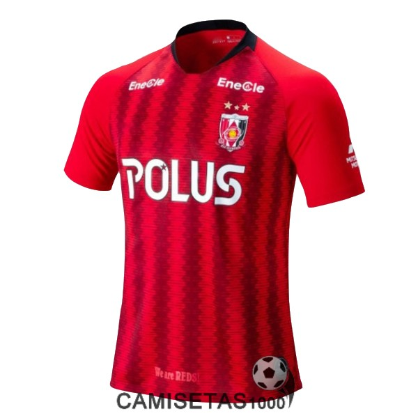 camiseta 2019-2020 urawa red diamonds primera
