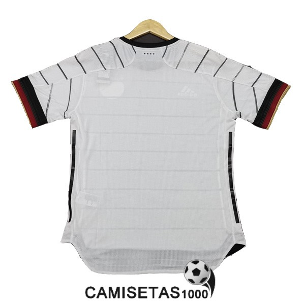 camiseta alemania primera version player 2020