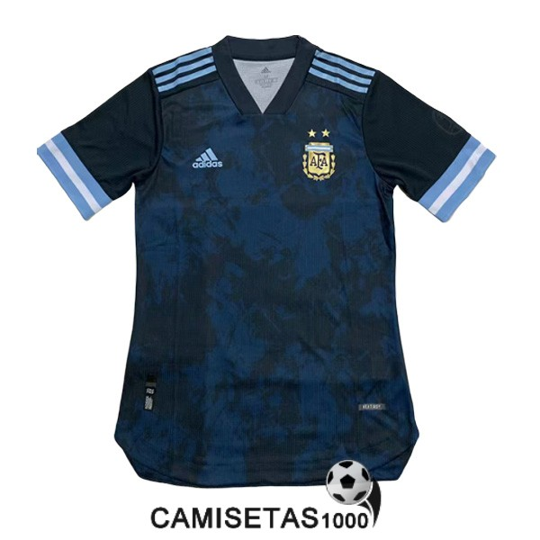 camiseta argentina segunda version player 2020
