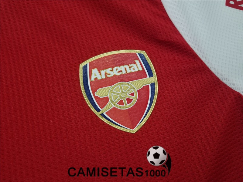 camiseta arsenal primera version player 2019-2020