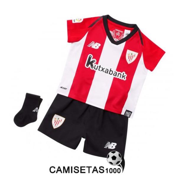 camiseta athletic bilbao primera nino equipacion 2018 2019 barata ... 521efd3b00bbc