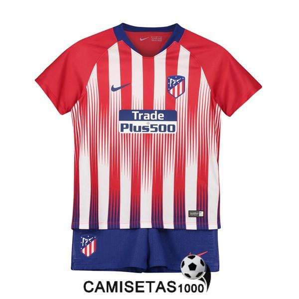 camiseta atletico de madrid primera nino equipacion 2018 2019 4bcbaf5643001