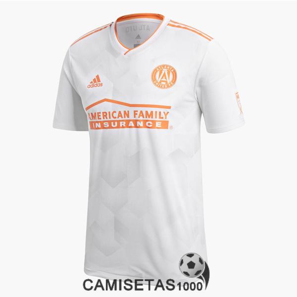 camiseta atlanta united 2018 2019 segunda