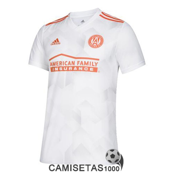 camiseta atlanta united segunda 2019-2020