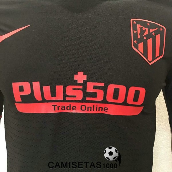 camiseta atletico de madrid segunda version player 2019-2020