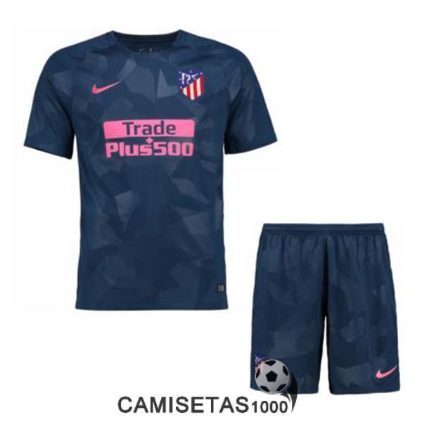 camiseta atletico de madrid tercera nino equipacion 2017 2018 c2cc9e752e57b