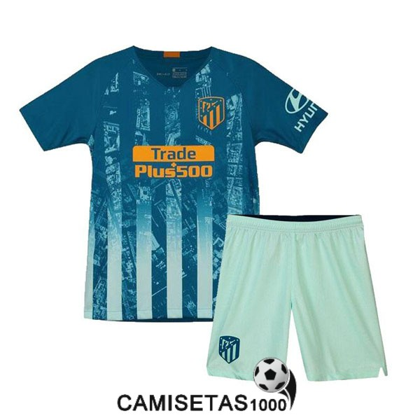 aefaee3297780 camiseta atletico de madrid tercera nino equipacion 2018 2019