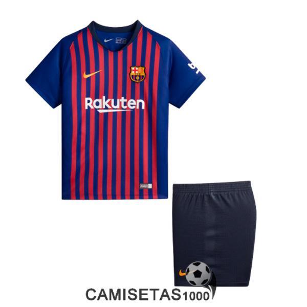 0d88a0b465acf camiseta barcelona primera nino equipacion 2018 2019