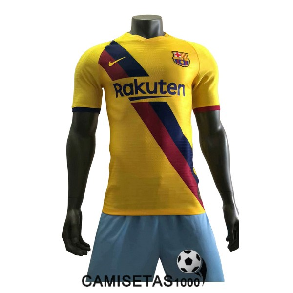 camiseta barcelona segunda version player 2019-2020