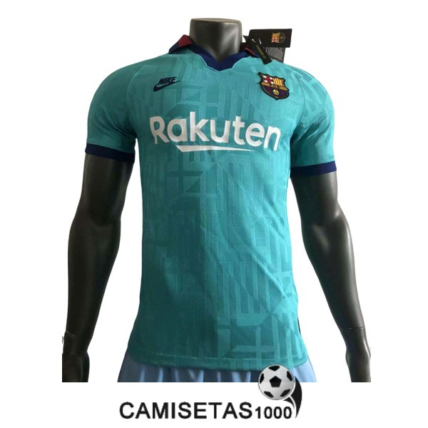 camiseta barcelona tercera version player 2019-2020 [camisetas1000-12-9-40]