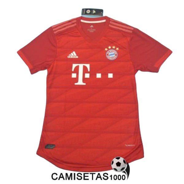 camiseta bayern munich primera version player 2019-2020