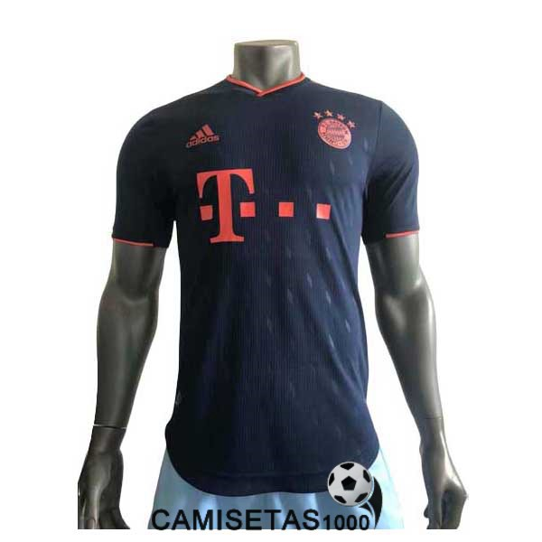 camiseta bayern munich tercera version player 2019-2020