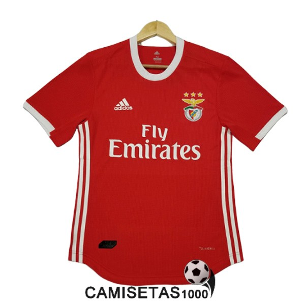 camiseta benfica primera version player 2019-2020