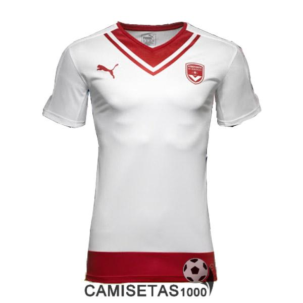 camiseta bordeaux segunda 2017 2018