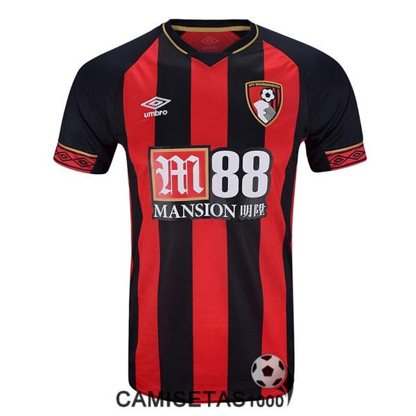 camiseta bournemouth primera 2018-2019