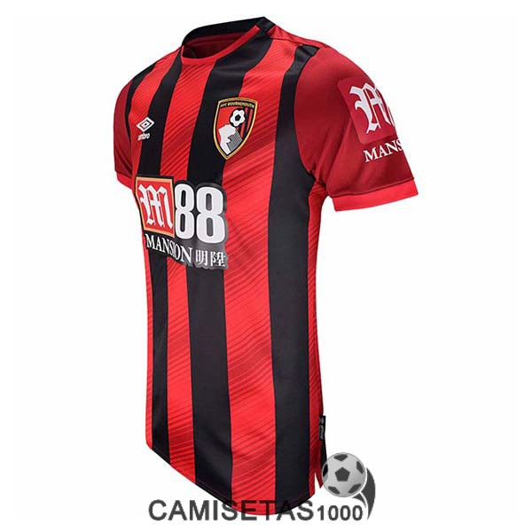 camiseta bournemouth primera 2019-2020