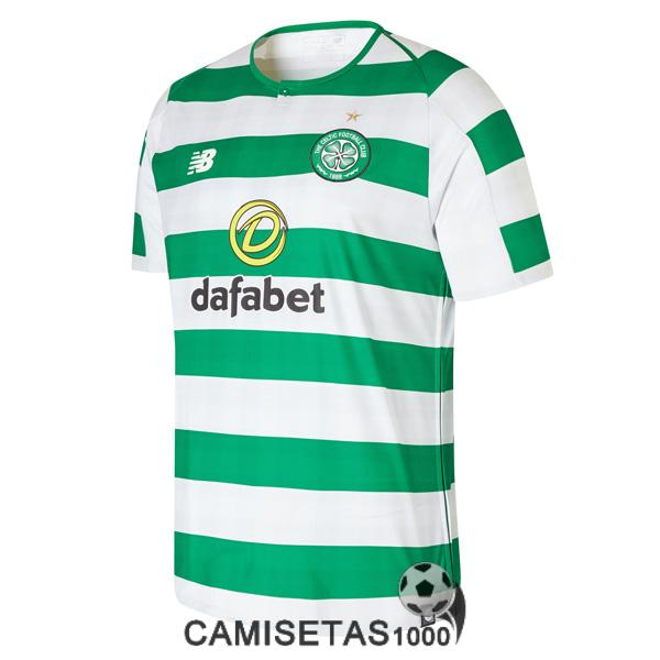camiseta celtic glasgow primera 2018 2019