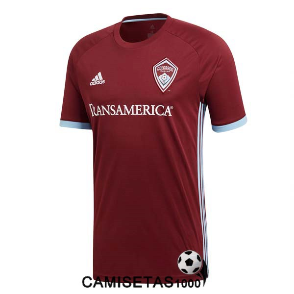 camiseta colorado rapids primera 2018 2019