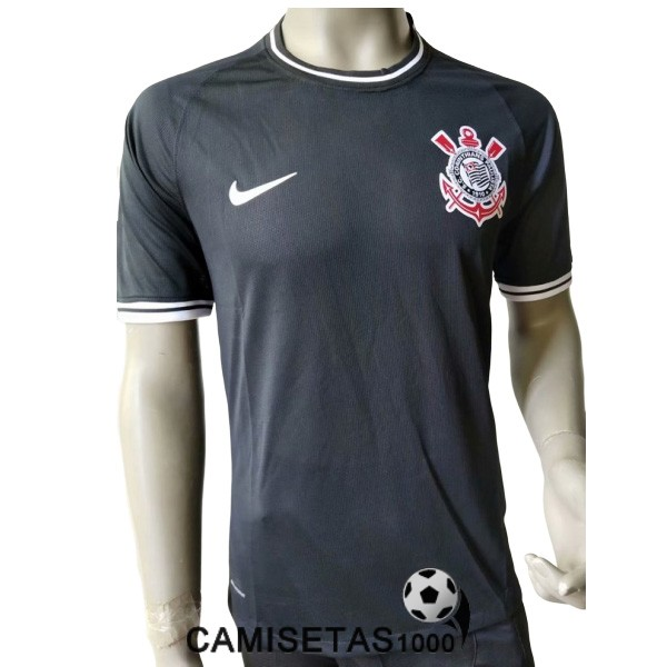 camiseta corinthians segunda version player 2019-2020
