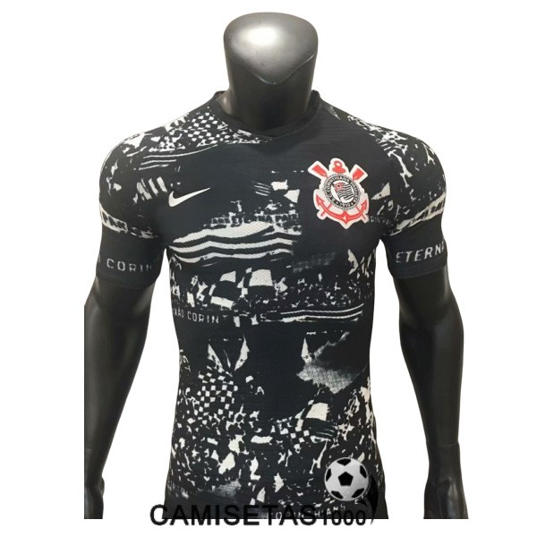 camiseta corinthians tercera version player 2019-2020