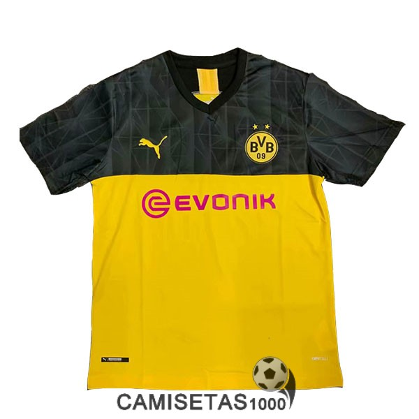 camiseta dortmund champions league 2019-2020