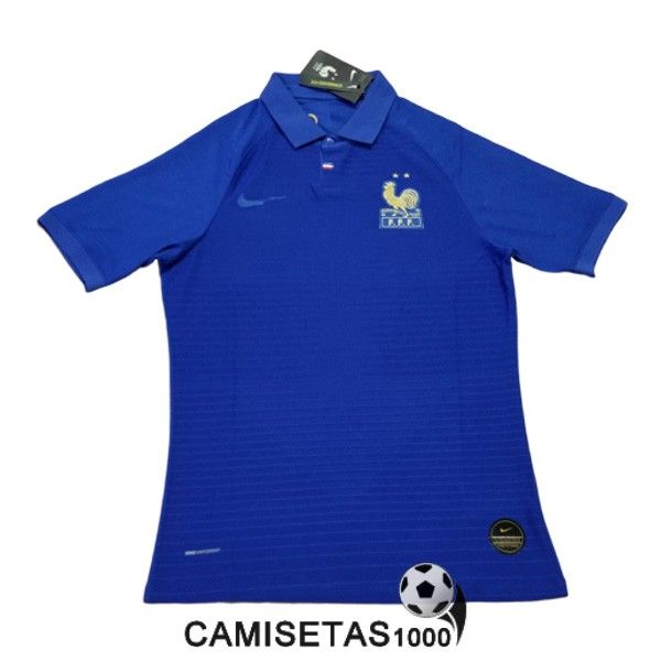 camiseta francia 100 aniversario version player 2019-2020
