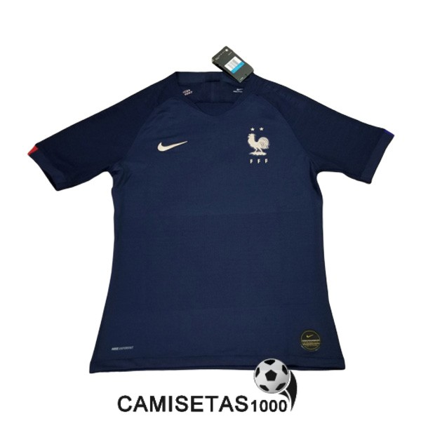 camiseta francia primera version player 2019-2020