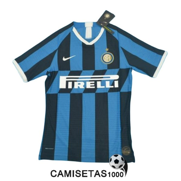 camiseta inter milan primera version player 2019-2020