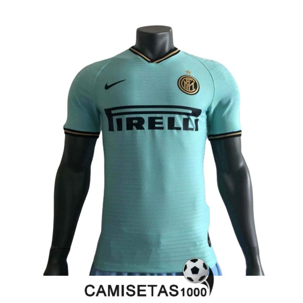 camiseta inter milan segunda version player 2019-2020
