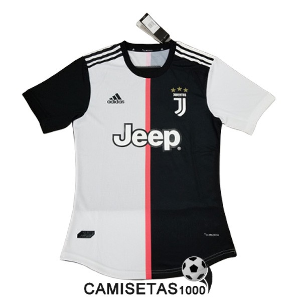 camiseta juventus primera version player 2019-2020