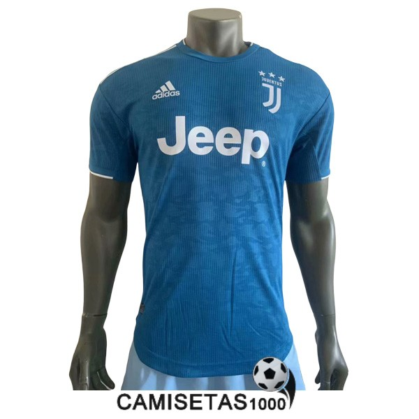 camiseta juventus tercera version player 2019-2020