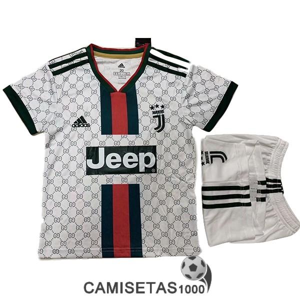 7863b6b74e3 Muy Genial Venta Juventus X Gucci Camiseta Edicion Especial Negro 2019 Mundo Vivo Com