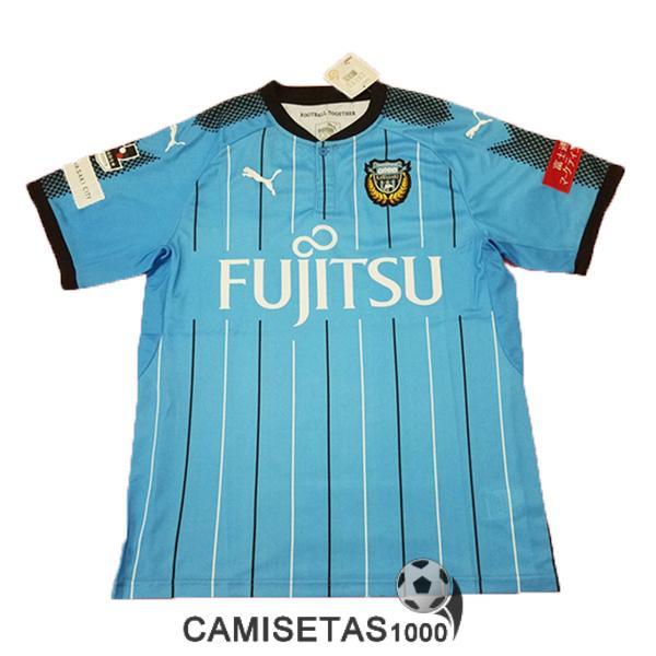 camiseta kawasaki frontale barata   replica  d12ea35b57a60
