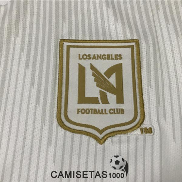 camiseta los angeles segunda 2018 2019