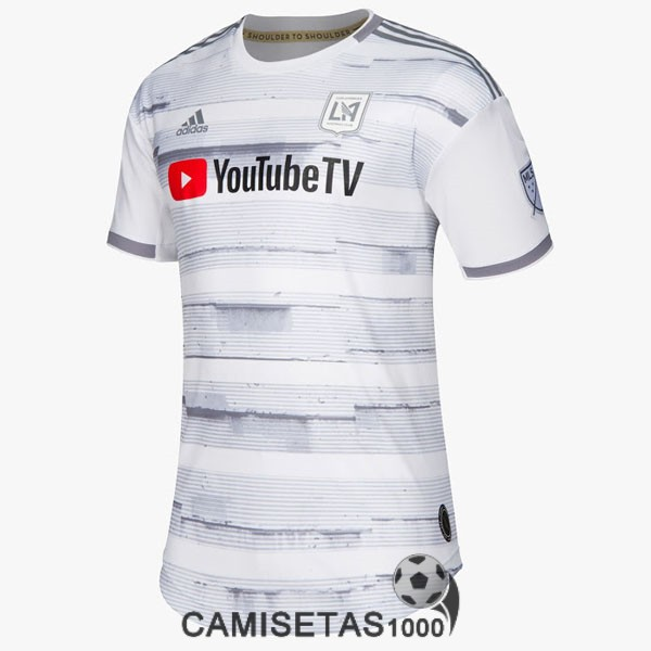 camiseta los angeles segunda 2019-2020