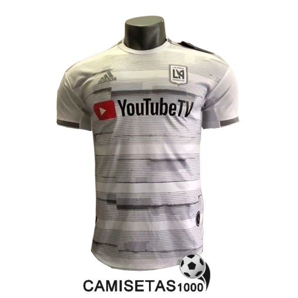 camiseta los angeles segunda version player 2019-2020