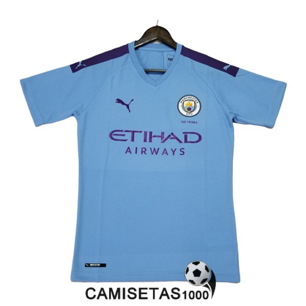 camiseta manchester city primera version player 2019-2020