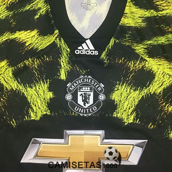 camiseta manchester united 2018-2019 ea sports edicion limitada