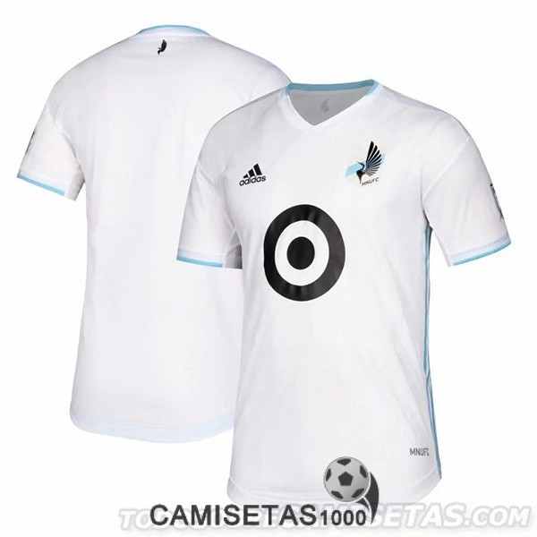 camiseta minnesota united segunda 2019-2020