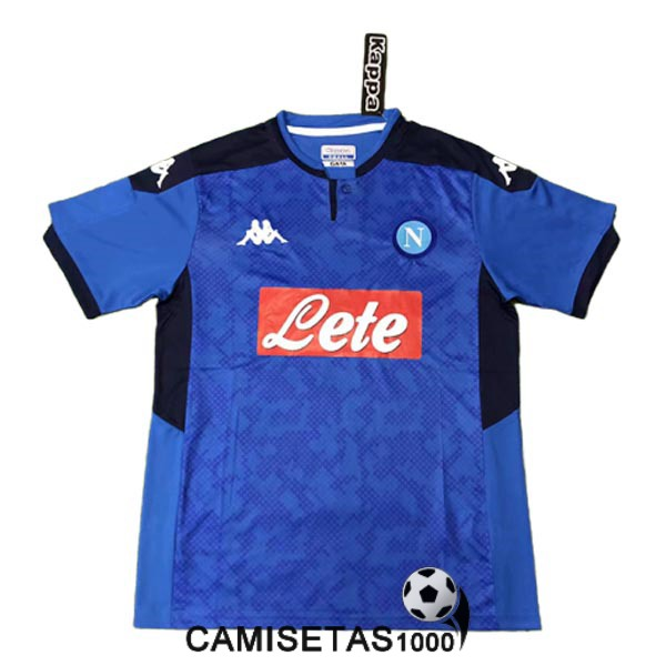 camiseta napoli champions league 2019-2020