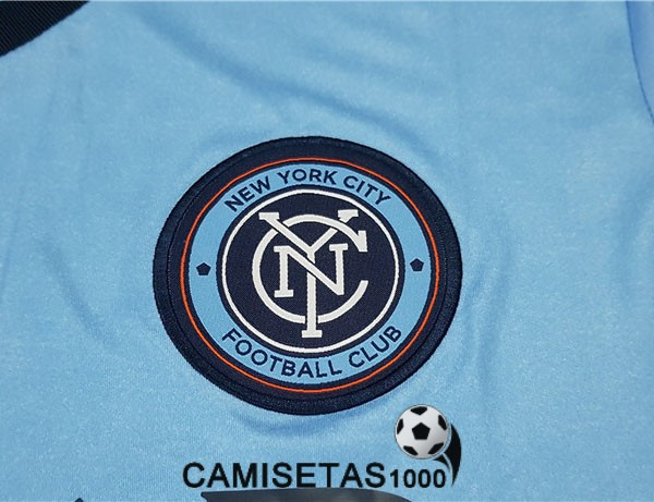 camiseta new york city primera 2018 2019