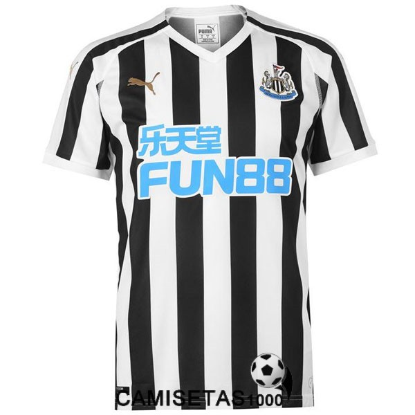camiseta newcastle united primera 2018 2019