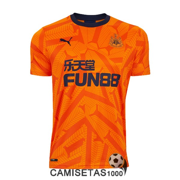 camiseta newcastle united tercera 2019-2020