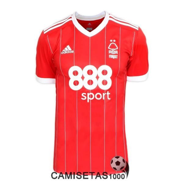 camiseta nottingham forest primera 2017 2018