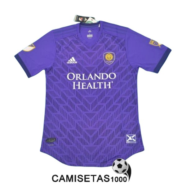 camiseta orlando city primera version player 2019-2020