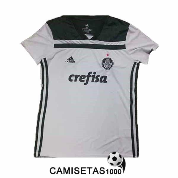 0fc92d3266 camiseta Palmeiras segunda mujer 2017 2018 barata   replica - €17.90