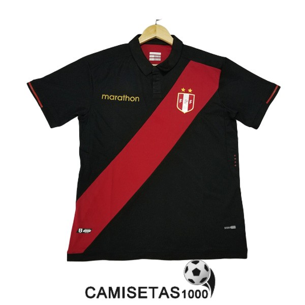camiseta peru segunda version player 2019-2020
